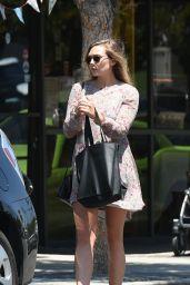 Elizabeth Olsen Casual Style - Los Angeles 7/11/2016