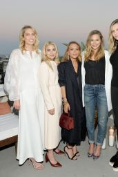 Elizabeth Olsen – Elizabeth and James Flagship Store Opening Celebration in LA 7/26/2016