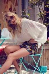 Elsa Hosk - Free People Collection 2016
