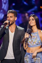 Emeraude Toubia - Univision's Premios Juventud in Miami, FL 7/14/2016