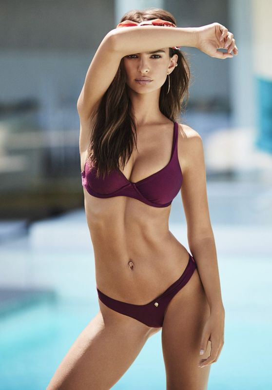 Emily Ratajkowski Bikini Photos – Amore and Sorvete Australia Catalog 2016
