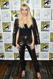 Emma Roberts – 'Scream Queens' Press Line at Comic-Con in San Diego 07/22/2016