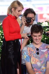 Emma Roberts Style - Comic-Con International 2016 in San Diego 7/21/2016