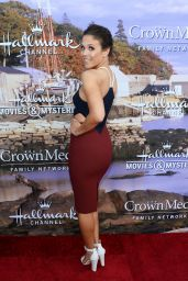 Erin Krakow – Hallmark Movies and Mysteries Summer 2016 TCA Press Tour in Beverly Hills 7/27/2016