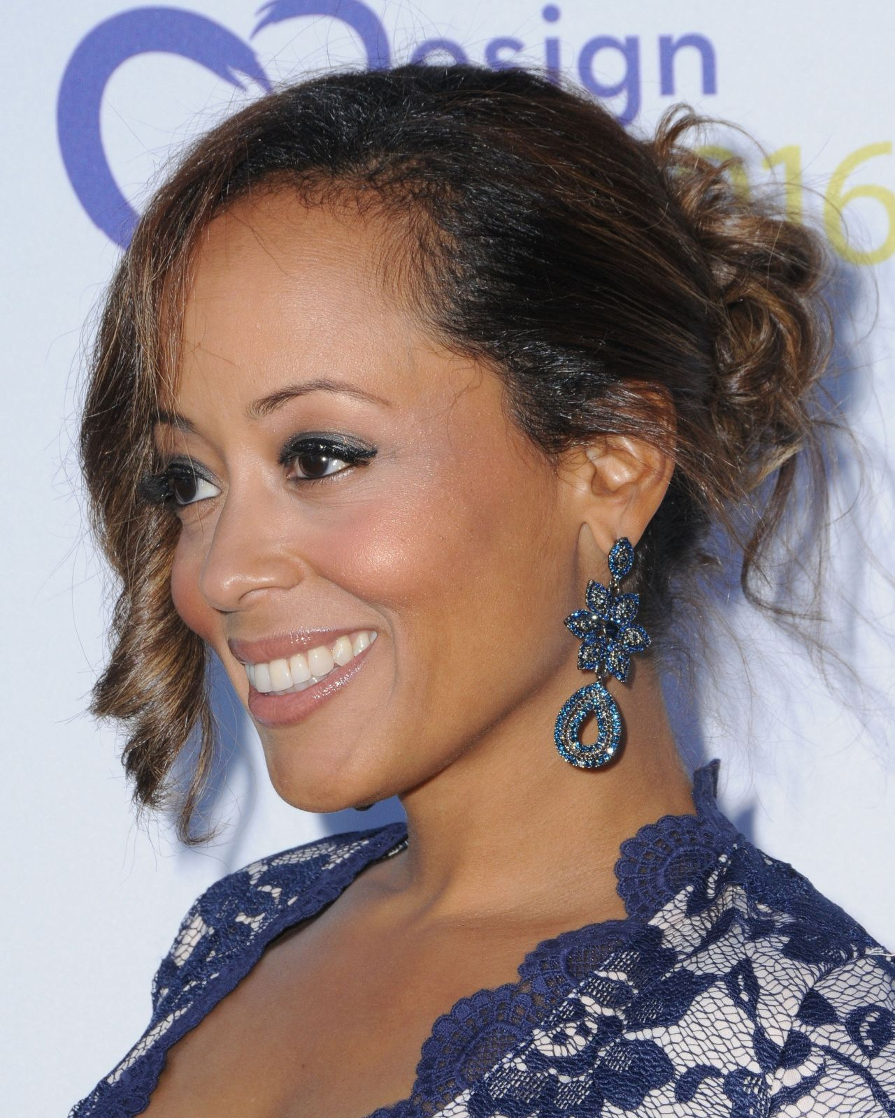 Essence Atkins DesignCare Gala In Pacific Palisades CA