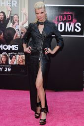 Eugenia Kuzmina – 'Bad Moms' Premiere in Los Angeles
