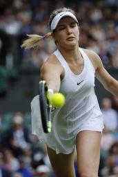 Eugenie Bouchard – Wimbledon Tennis Championships in London 2nd Round 6/30/2016
