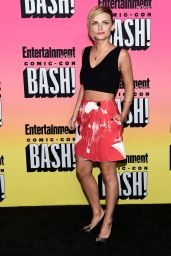 Faye Marsay – Entertainment Weekly's Comic Con Bash in San Diego 7/23/2016