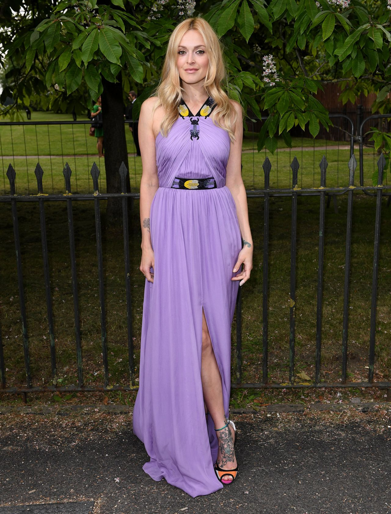 fearne cotton the serpentine summer party in london 7 6 2016. Black Bedroom Furniture Sets. Home Design Ideas