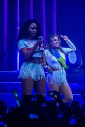 Fifth Harmony Performing at the 7/27 Tour in Sao Paulo in Brazil 7/5/2016