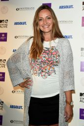 Francesca Newman-Young – MTV Staying Alive x Liberty London Cocktail Reception, July 2016