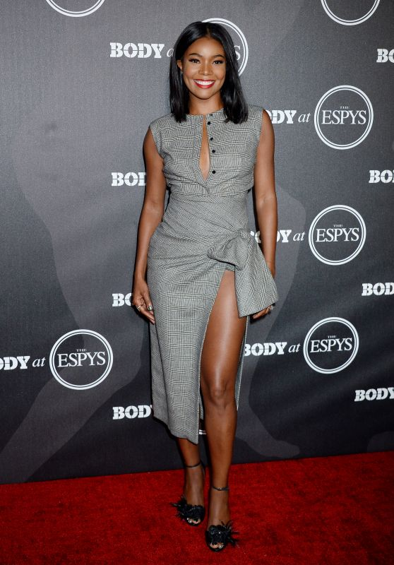 Gabrielle Union – BODY At The ESPYs Pre-Party in Los Angeles 7/12/2016