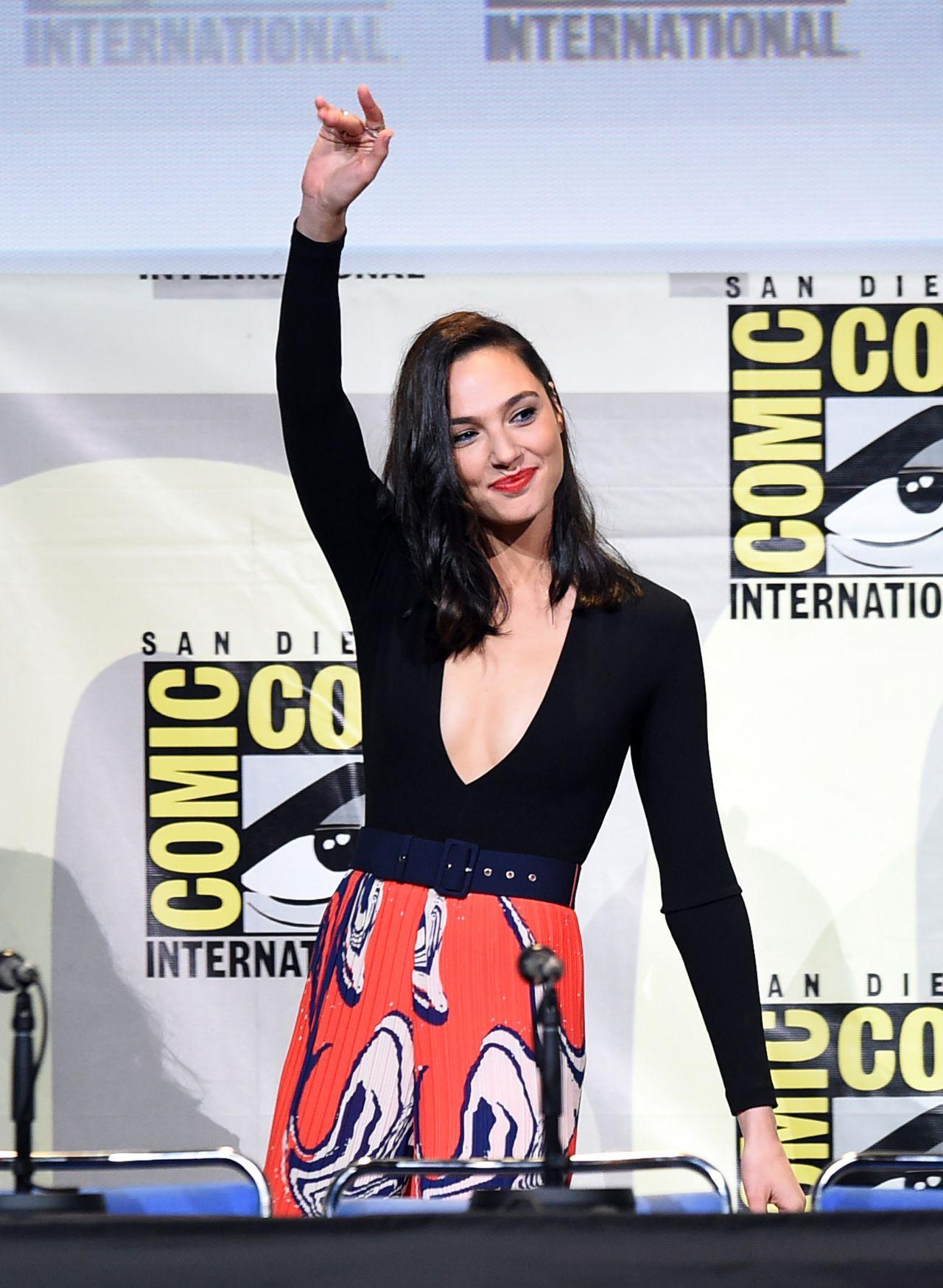'Justice League' & 'Wonder Woman' Panel At