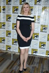 Geena Davis – 'The Exorcist' Press Line at Comic-Con in San Diego 07/22/2016