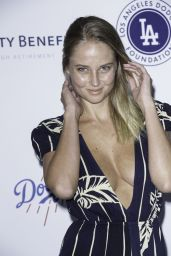 Genevieve Morton - LA Dodgers Foundation Blue Diamond Gala in Los Angeles 7/28/2016