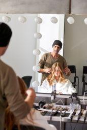 Gigi Hadid - Eau de Toilette The Girl by Tommy Hilfiger 2016 Campaign