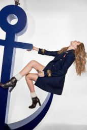 Gigi Hadid - Eau de Toilette The Girl by Tommy Hilfiger 2016 Campaign