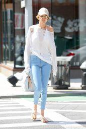 Gigi Hadid Street Style - New York City 7/24/2016