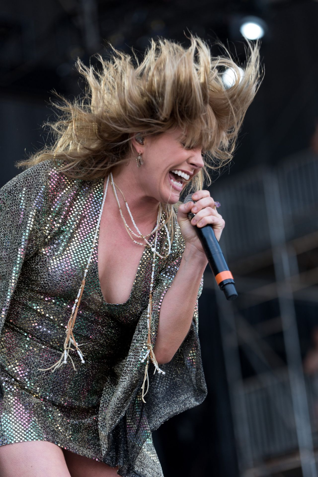 Grace Potter Performs At 2016 Bonnaroo Music Fest In