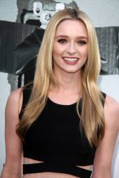 Greer Grammer – 'Lights Out' Premiere in Los Angeles, CA 7/19/2016
