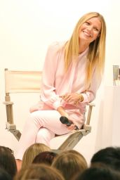 Gwyneth Paltrow - Promotes the Makeup Line Juice Beauty at Holt Renfrew in Toronto, July 2016