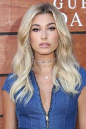 Hailey Baldwin - Guess