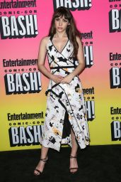 Hannah Marks – Entertainment Weekly's Comic Con Bash in San Diego 7/23/2016