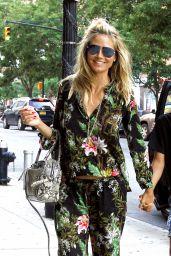 Heidi Klum Style - NYC 7/6/2016