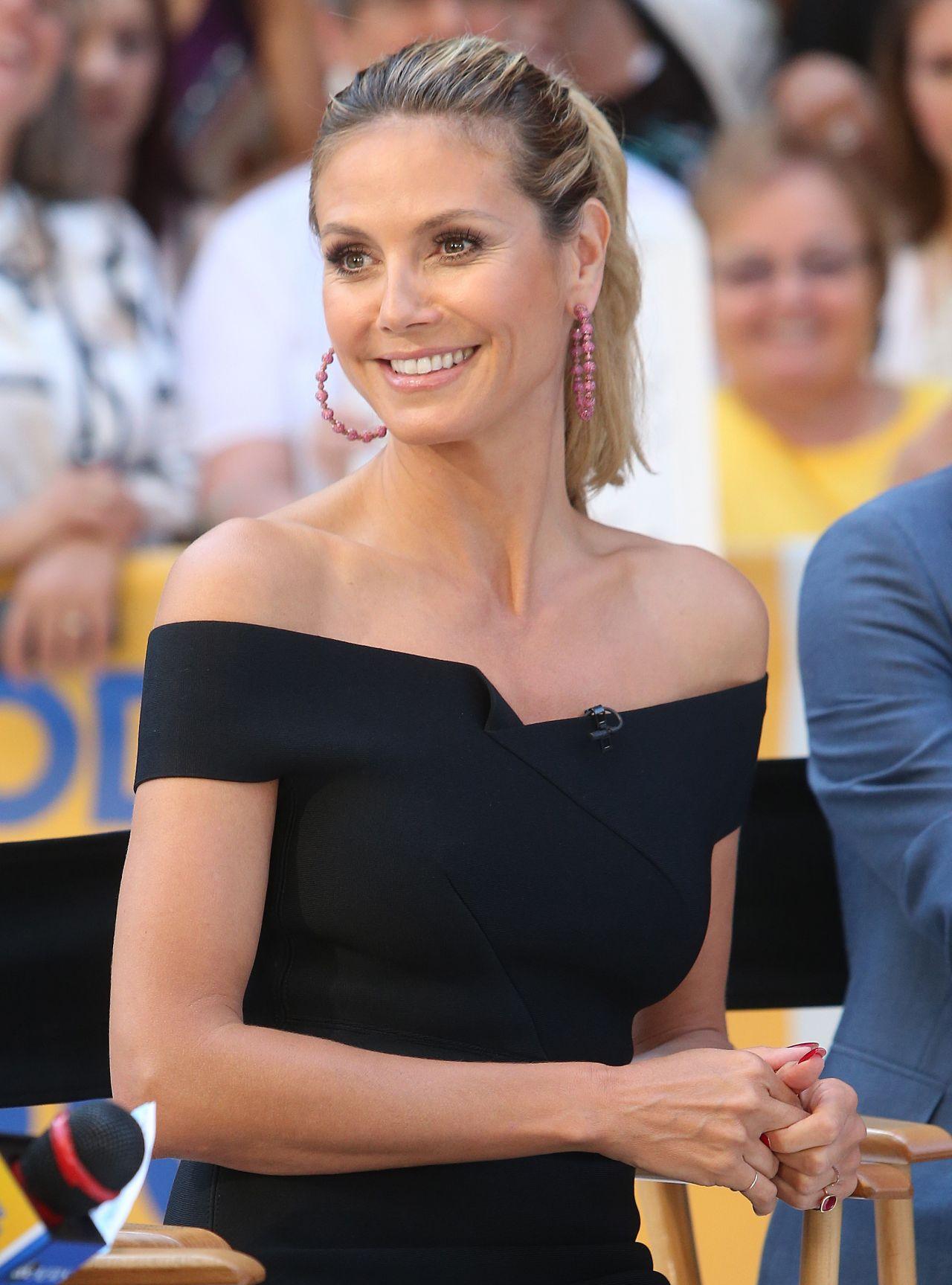Heidi klum latest photos celebmafia for Tv shows to see in new york