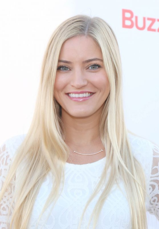iJustine – NBC Olympic Social Opening Ceremony in Santa Monica 07/26/2016