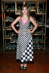 Imogen Poots - Marc Jacobs Divine Decadence Fragrance Dinner in Los Angeles, CA 7/21/2016