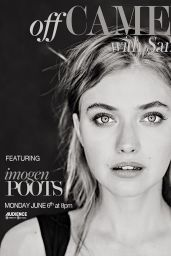 Imogen Poots - Off Camera Magazine June 2016 Cover