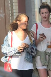 Ireland Baldwin - Out in Venice 7/13/2016