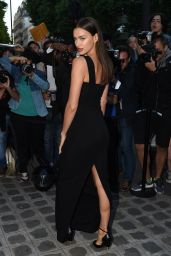 Irina Shayk at Vogue Party – Paris Fashion Week, July 2016