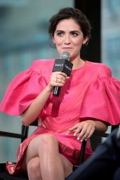 Isabelle Fuhrman - AOL Build Speaker Series in New York City, 07/07/2016