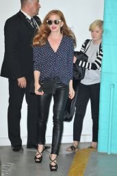 Isla Fisher - ITV This Morning Studios in London 7/29/2016