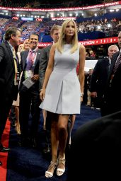 Ivanka Trump - Republican National Convention in Cleveland, OH 7/19/2016