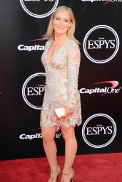Jamie Anderson - ESPY Awards 2016 in Los Angeles