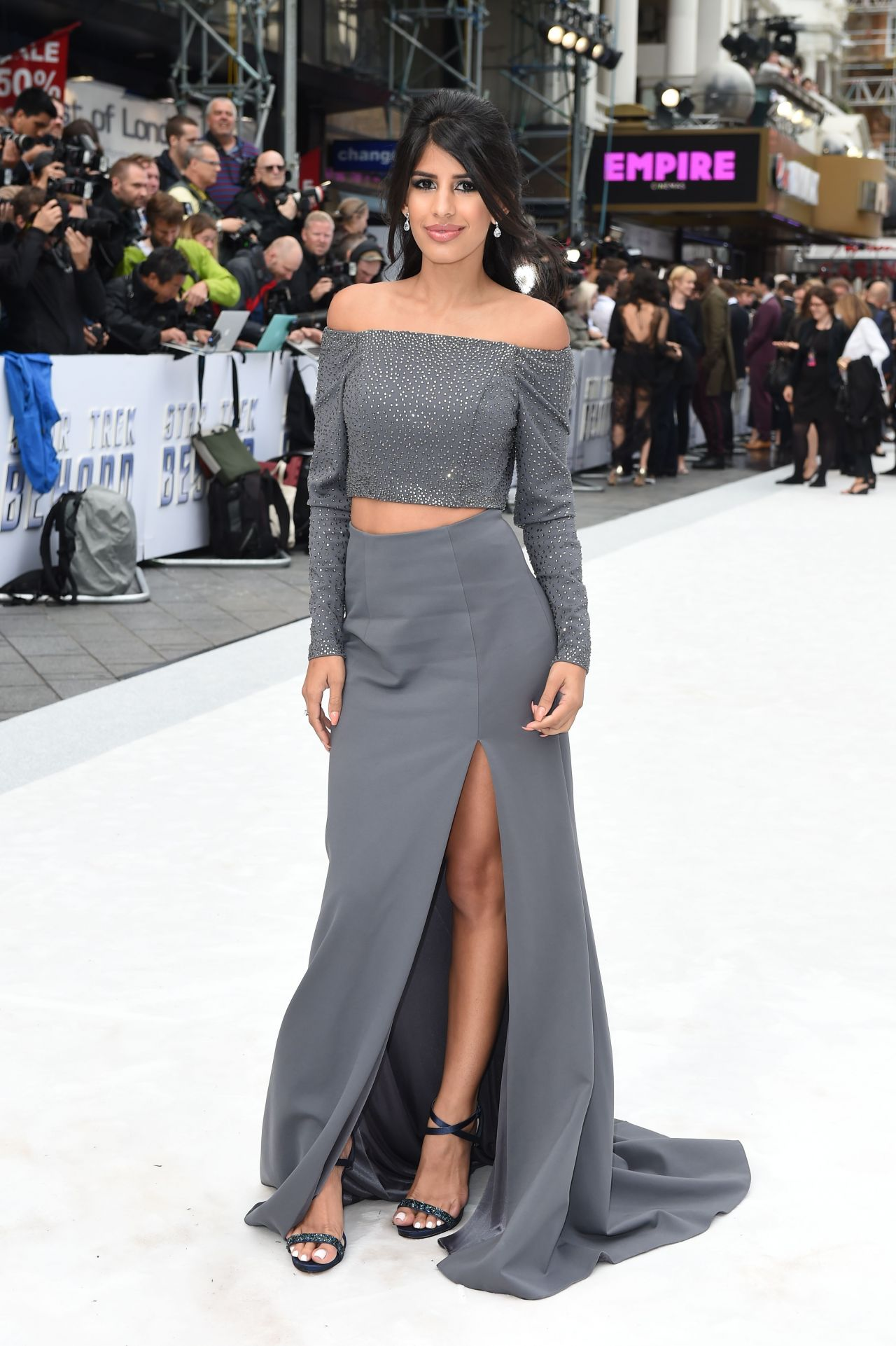 SEE PICS: Star Trek's London premiere