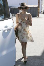 Jenna Dewan Summer Street Style - West Hollywood 7/27/2016