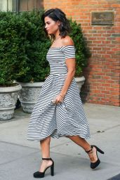 Jenna Dewan Tatum - Leaving the Bowery Hotel in New York City 7/21/2016