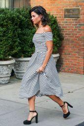 Jenna Dewan Tatum - Leaving the Bowery Hotel in New York City 7/21/2016