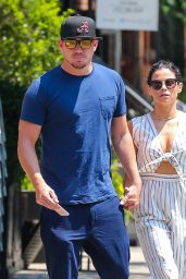 Jenna Dewan Tatum - Out in New York City  7/21/2016