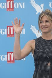 Jennifer Aniston - Giffoni Film Festival 2016 in Italy - Day 9 Photocall