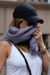 Jennifer Aniston - Leaving Her Hotel in NYC 7/1/2016