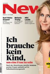 Jennifer Aniston - News Magazine Germany July 2016 Issue