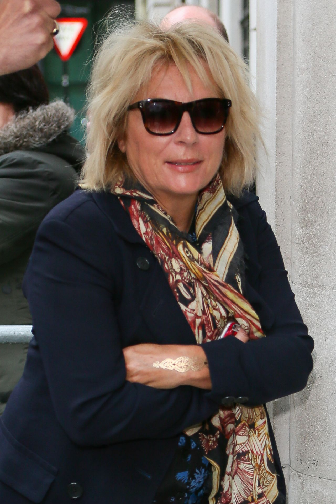 the gallery for gt jennifer saunders 2013