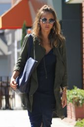 Jessica Alba Street Style - Los Angeles - July 27, 2016