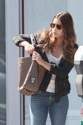 Jessica Biel Casual Style - Santa Monica, 07/15/2016