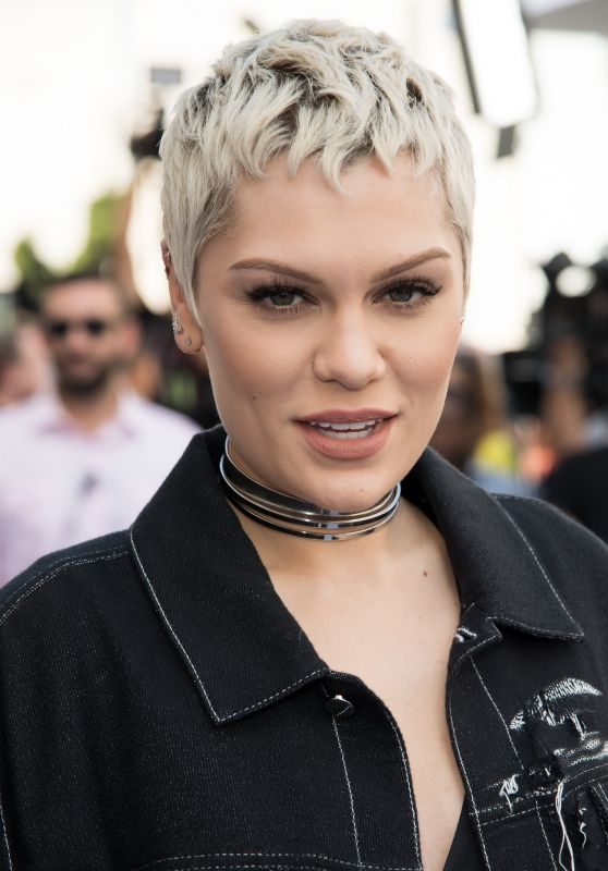 Jessie J – 'Ice Age Collision Course' Premiere in Los Angeles 7/16/2016
